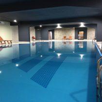 Zatvoreni bazen sa mineralnom vodom, Zepter Hotel Vrnjačka Banja