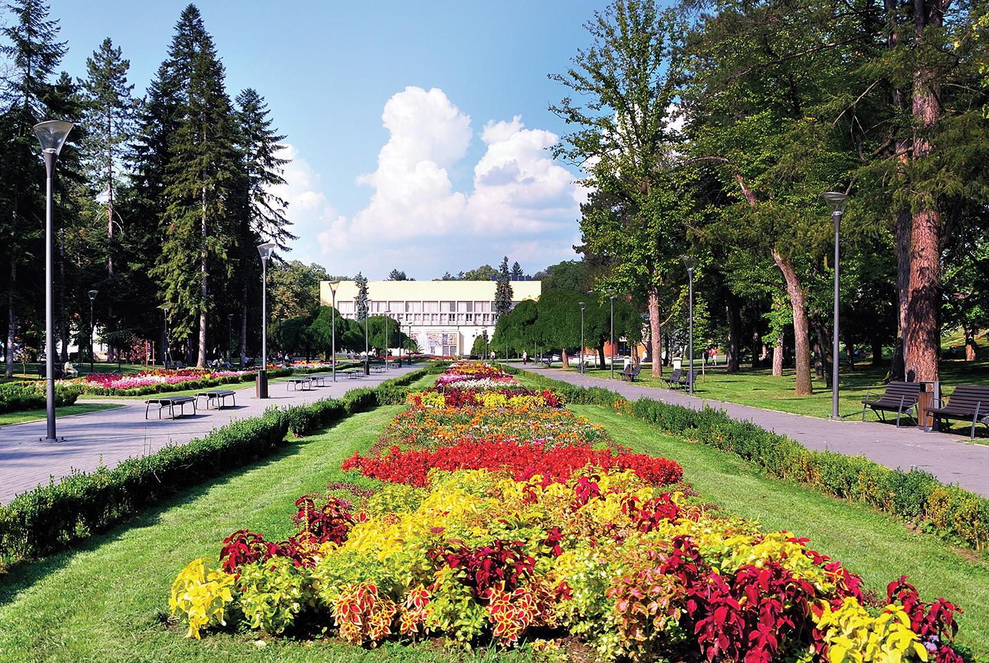 Zepter-Hotels-Vrnjacka-Banja-park