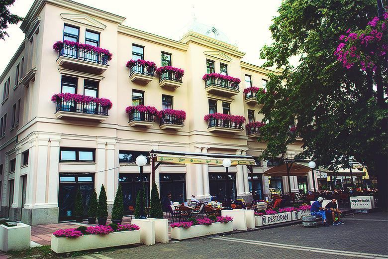 Image result for hotel zepter vrnjacka banja